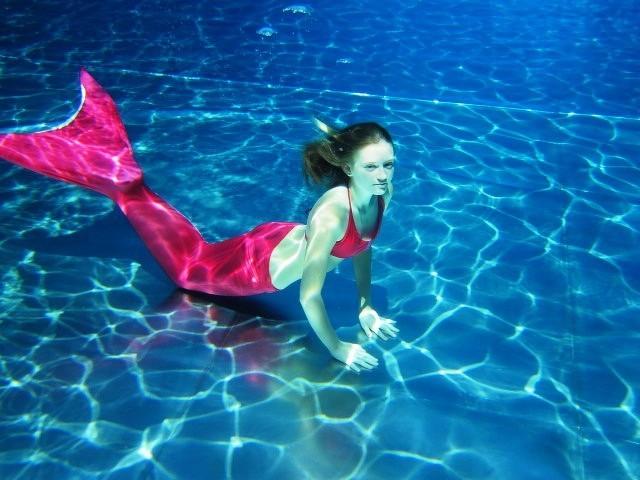 Meerjungfrauenkurs
